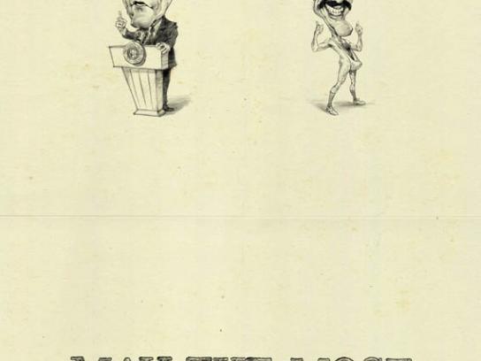 Effie Awards Print Ad -  Borat