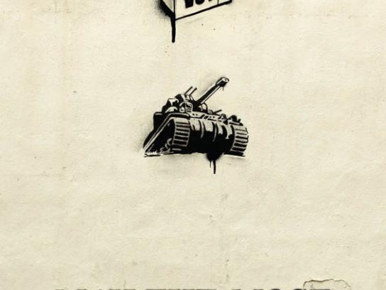 Effie Awards Print Ad -  Tank