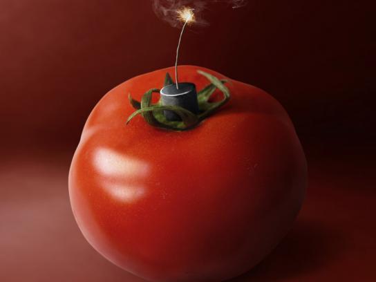 Elter Print Ad -  Tomato