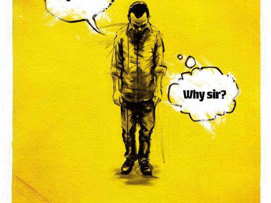 Amnesty International Print Ad -  Employee