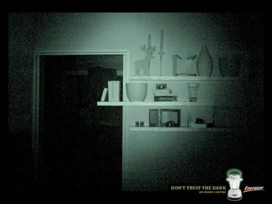 Energizer Print Ad -  Shelves