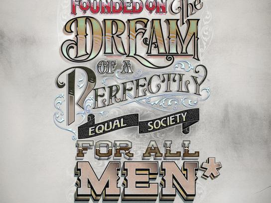 Immigration Nation Print Ad -  Equal Society