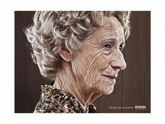 Epson Print Ad -  Memories of life