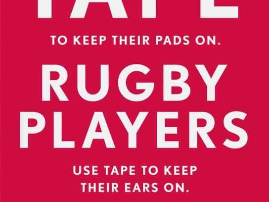 ESPN Print Ad -  Ears