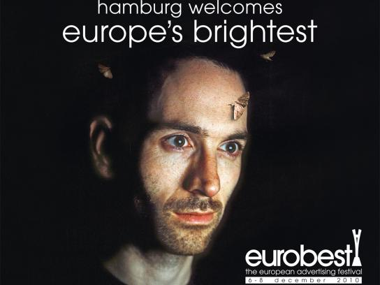 Eurobest Outdoor Ad -  Europe's brightest
