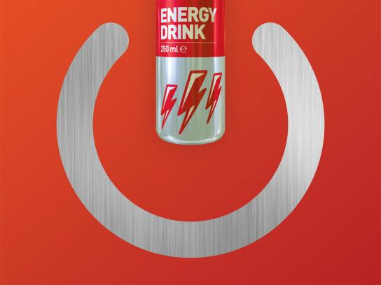Euro Shopper Print Ad -  Use the energy, Power
