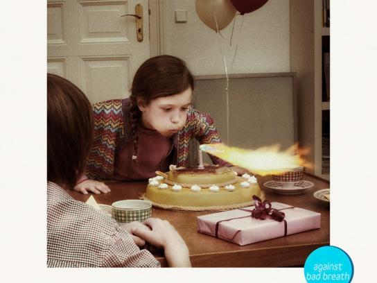 Even Print Ad -  Birthday