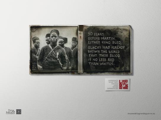 Musée de la Grande Guerre Print Ad -  Experience, 3