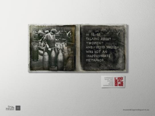 Musée de la Grande Guerre Print Ad -  Experience, 4