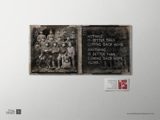 Musée de la Grande Guerre Print Ad -  Experience, 6