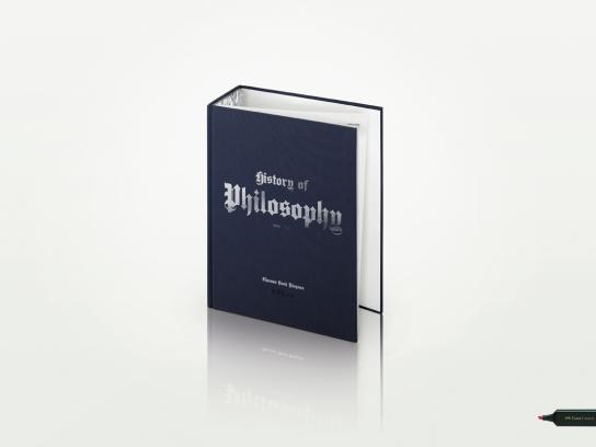 Faber-Castell Print Ad -  Philosophy