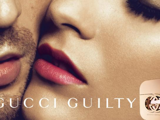 Gucci Print Ad -  Faces