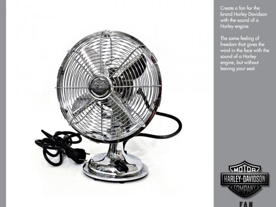 Harley-Davidson Direct Ad -  Fan