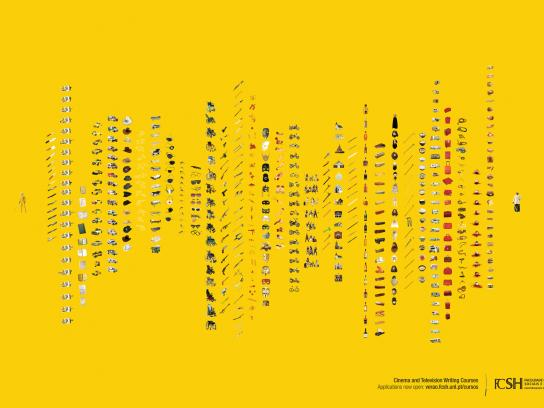 FCSH Print Ad -  Kill Bill