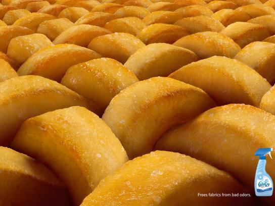 Febreze Print Ad -  French Fries