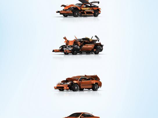 Febreze Print Ad -  Car