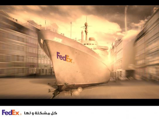 FedEx Print Ad -  Ship