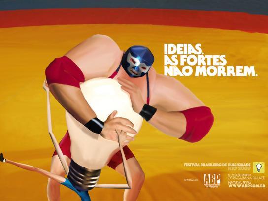 Brazilian Advertising Festival Film Ad -  Ideas, 3