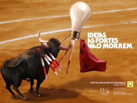 Brazilian Advertising Festival Print Ad -  Ideas, 4