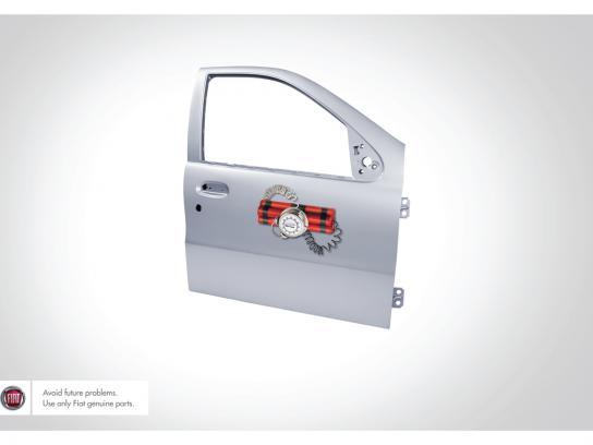 Fiat Print Ad -  Dynamite, 2