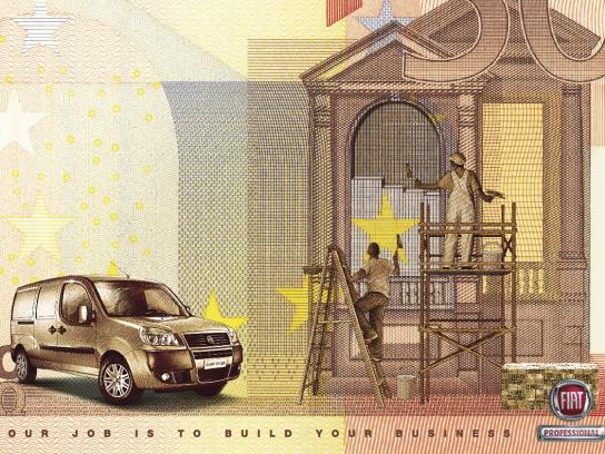 Fiat Print Ad -  Our job is to build your business, 3