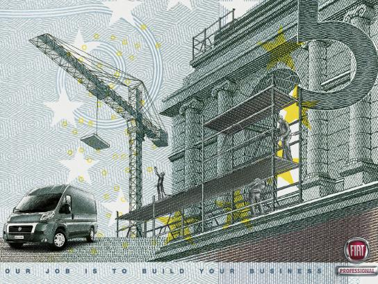 Fiat Print Ad -  Our job is to build your business, 4