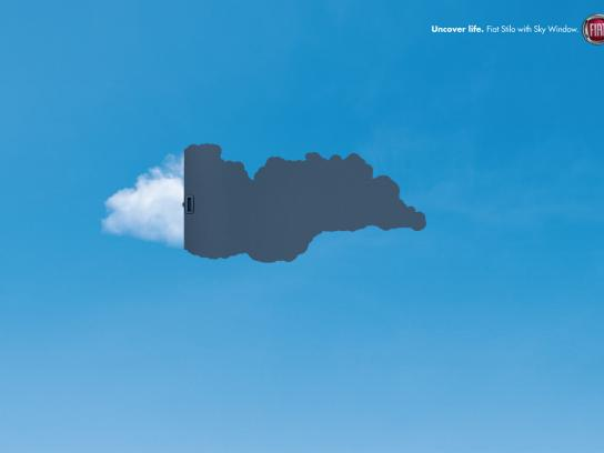Fiat Print Ad -  Sky, 1