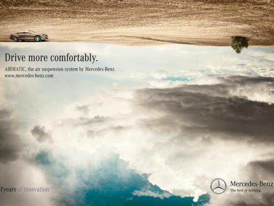 Mercedes Print Ad -  Fields