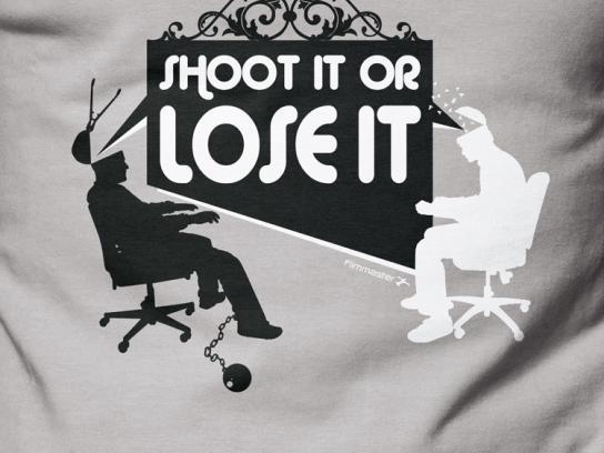 Filmmaster Productions Print Ad -  Lose