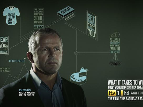 ITV Print Ad -  Fitzpatrick