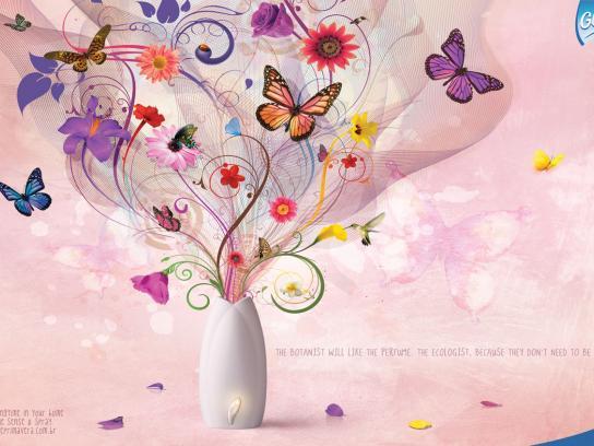 Glade Print Ad -  Springtime, 5