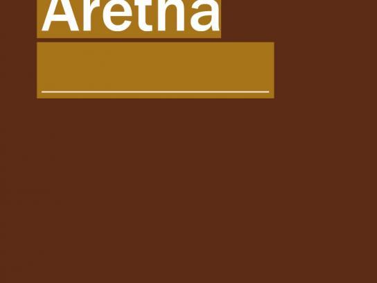 FontShop Print Ad -  Aretha