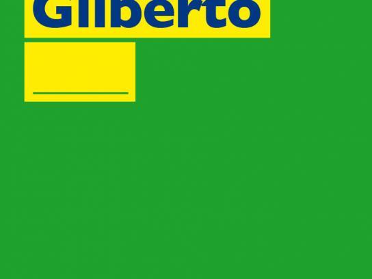 FontShop Print Ad -  Gilberto