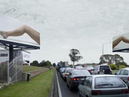 Billboards apart