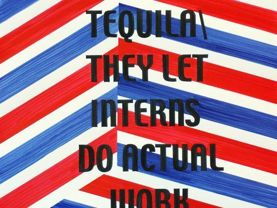 For interns by interns, 1