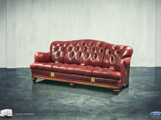 Ford Print Ad -  Hinges Campaign, Sofa
