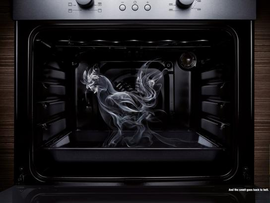 Fornet Print Ad -  Chicken