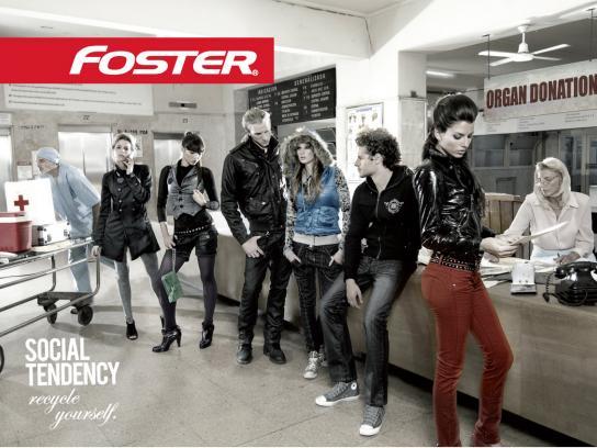 Foster Print Ad -  Organs