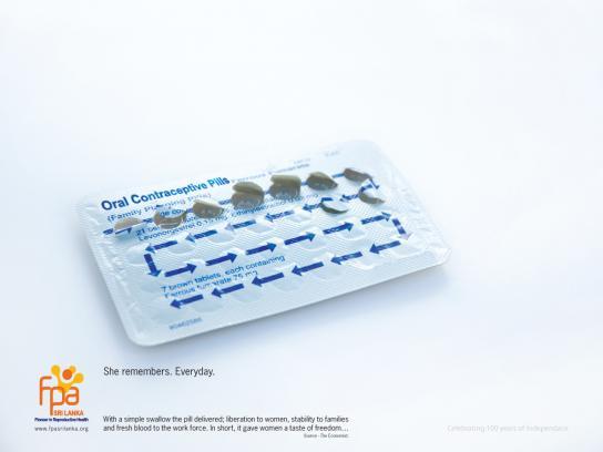 FPA Print Ad -  Pills