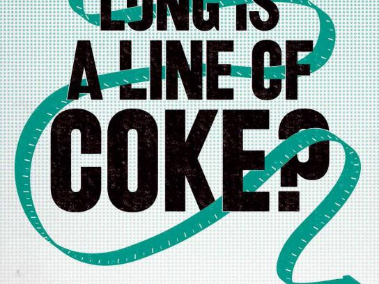 Home Office Outdoor Ad -  Talk to FRANK, Coke