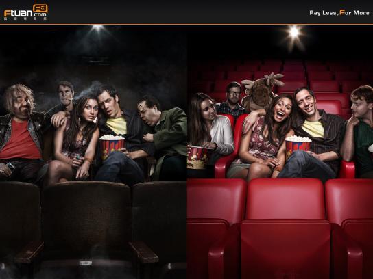 Ftuan Print Ad -  Cinema