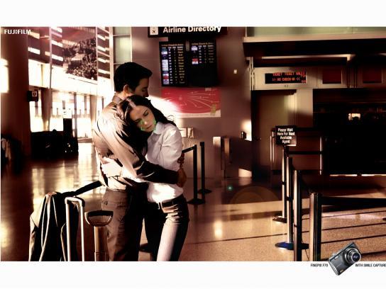 Fuji Print Ad -  Airport