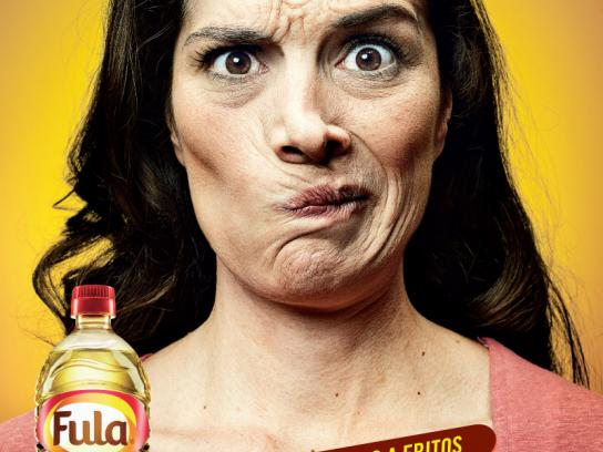 Fula Print Ad -  Mother