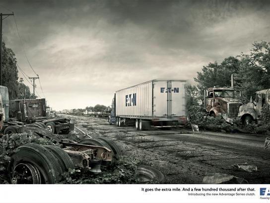 Eaton Print Ad -  Dirty South