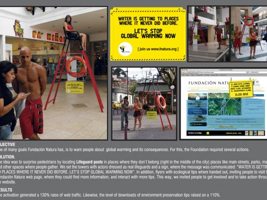 Fundacion Natura Ambient Ad -  Lifeguards