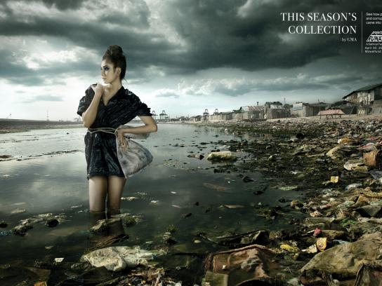 Gabriela Print Ad -  Rainy