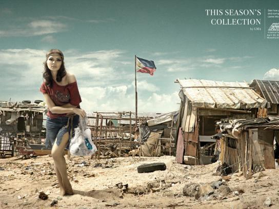 Gabriela Print Ad -  Summer