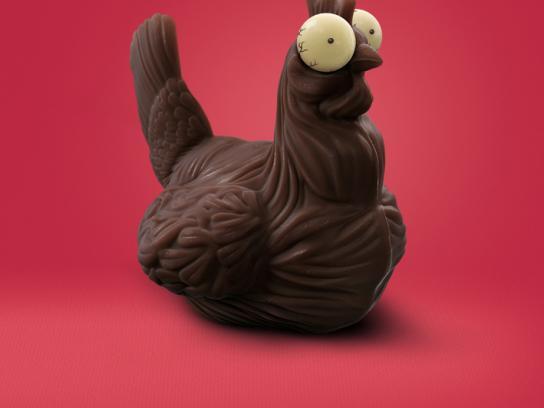 Zaini Print Ad -  Chicken