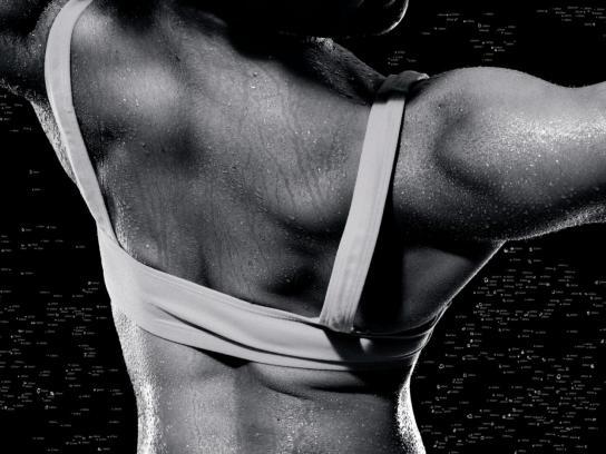 Gatorade Print Ad -  Drops Of Sweat, 1