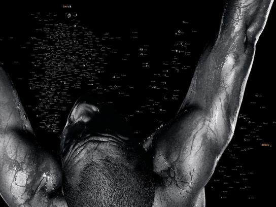 Gatorade Print Ad -  Drops Of Sweat, 3